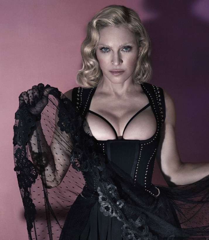 Madonna Declares the World's Most Important Profession is Prostitution–And She's Absolutely Right