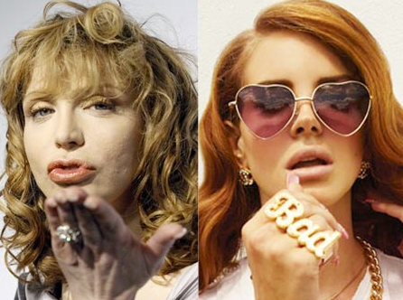 Courtney Love To Tour With Lana Del Rey, Much To Frances Bean's Probable Chagrin