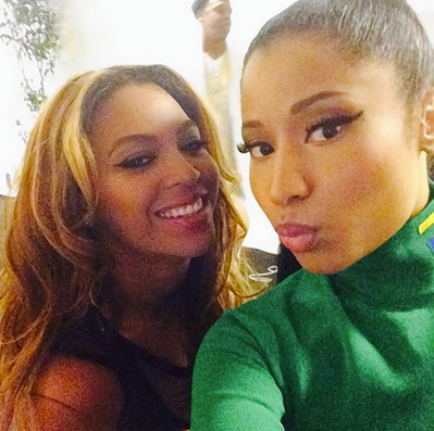 Bey and Nicki, a magical musical combination