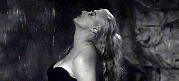 With the Death of Anita Ekberg Comes the Death of La Dolce Vita As We Knew It