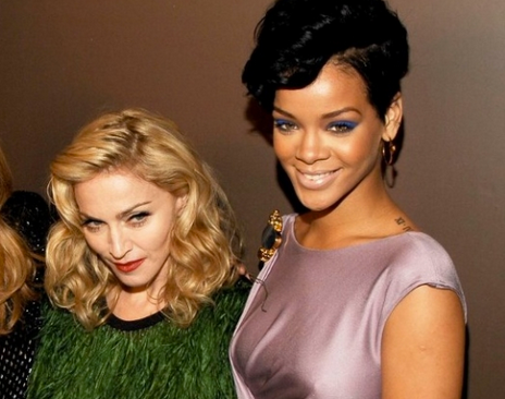 "Rihanna Covers Madonna's ""Vogue"" And It's Kind of Uncomfortable"