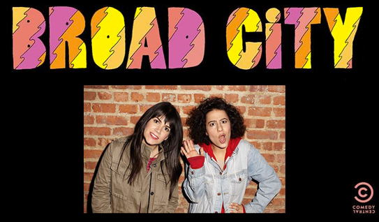 Broad City promo