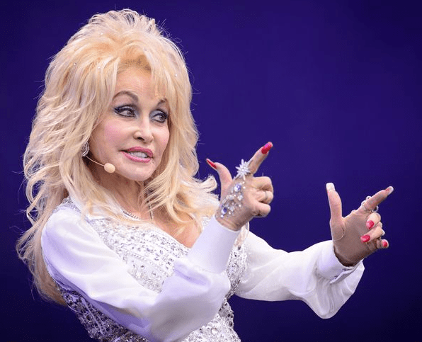 A Series of TV Movies Inspired by Dolly Parton's Life? Yes, Please!