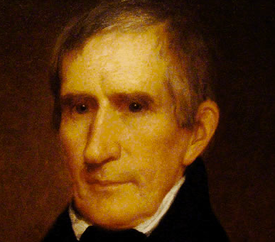 William Henry Harrison: A feeble sort