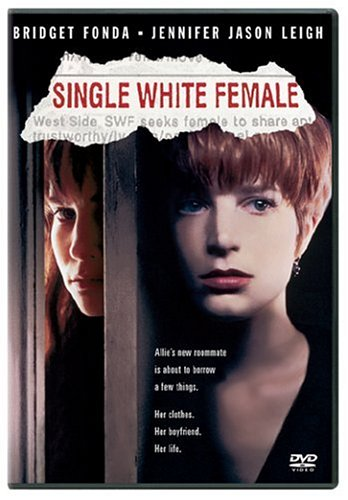 Promotional poster for Single White Female