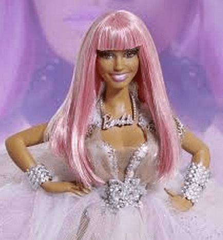 Nicki Minaj has plenty of Barbie potential