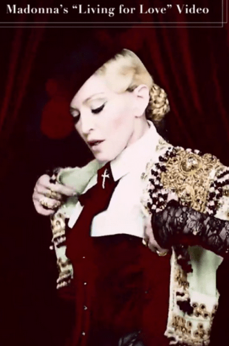 "Madonna's ""Living For Love,"" her detractors are not"