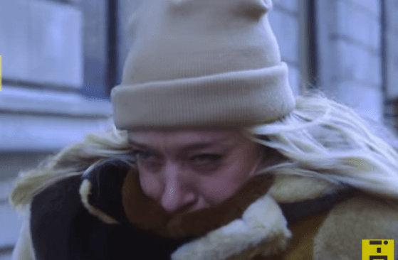 Cold & alone: the New York way