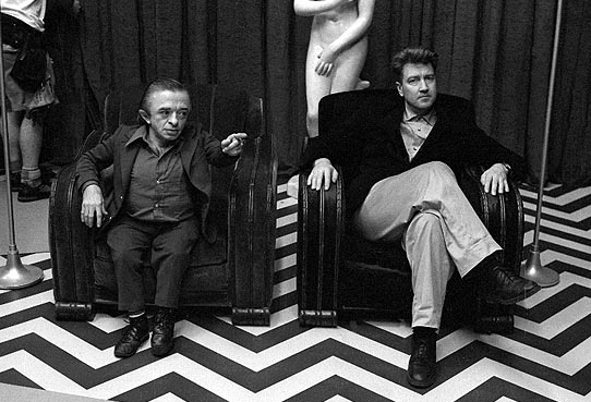 The land of the Black Lodge