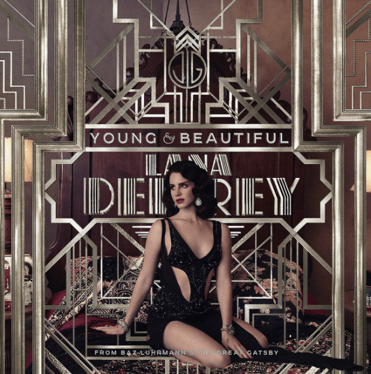 "LDR performed ""Young & Beautiful"" for The Great Gatsby Soundtrack"