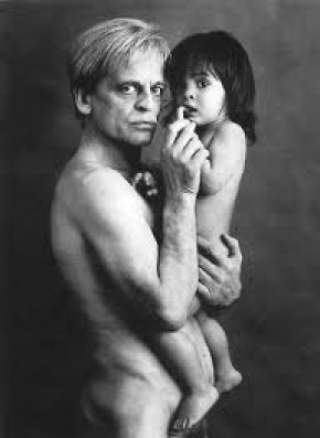 Klaus Kinski and Nastassja Kinski: not weird at all