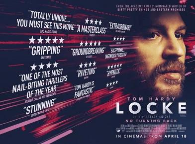 Promo poster for Locke