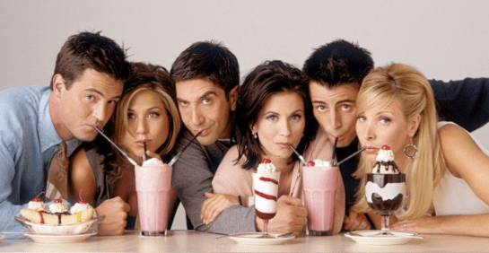 Friends, too, is responsible for quite a bit of damaging nostalgia
