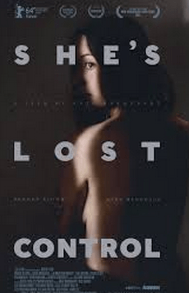 Promo poster for She's Lost Control