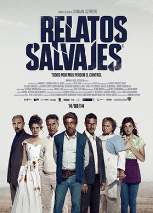 Promo poster for Wild Tales