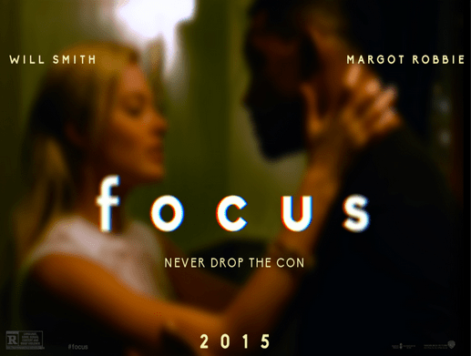 It's Difficult to Focus When You're Dealing With A Con Movie As Cliche In Plot As Focus