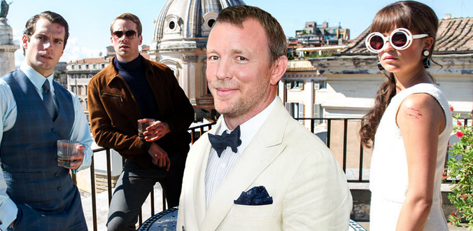 Guy Ritchie, The Man From Hatfield, Gives Us The Man From U.N.C.L.E.