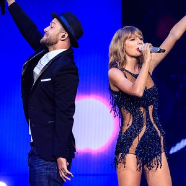 JT: one of many to perform with Swift on her tour