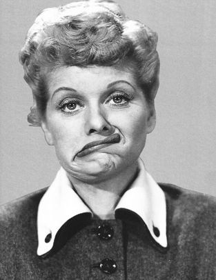 No One Can Play Lucille Ball Except Lucille Ball