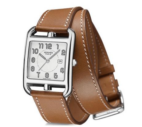 Original Hermès Cape Cod Double Tour on which Apple Hermès watch strap is based