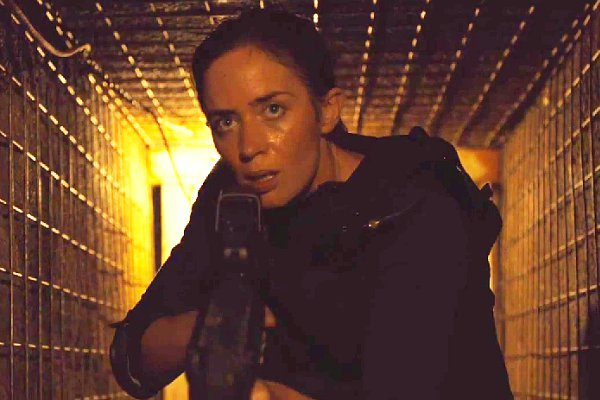 Sicario: The Real Oldest Profession