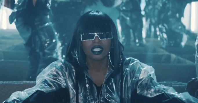 The Merciful Return of Missy Elliott