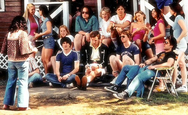 The Wet Hot American Summer Saga