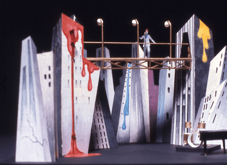 Bowie's stage design was an undeniable influence on Madonna's own stage shows