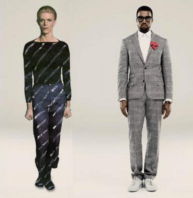Kanye West Should Stick To What He Knows–Kim Kardashian–Instead of David Bowie