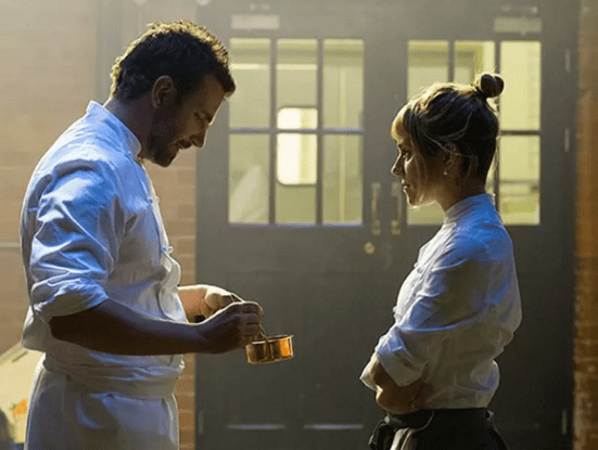 Bradley Cooper Persists in His Typecast as The Bad Boy Gone Good in Burnt a.k.a. Aloha 2