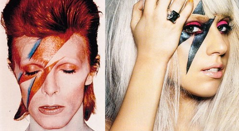 Getting A David Bowie Tattoo After His Death Actually Makes You Seem Like Less of A Fan (@LadyGaga)