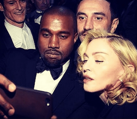 "Kanye West's Unhinged Mental State Further Exhibited by Scrapping a Version of ""Highlights"" That Featured Madonna"
