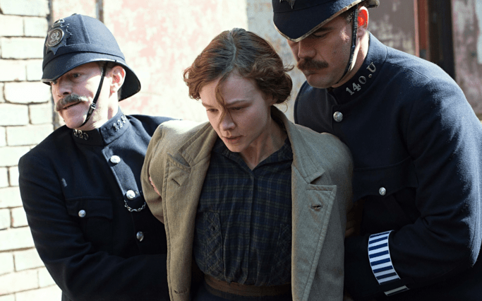 Suffering (In A Good Way) During Suffragette