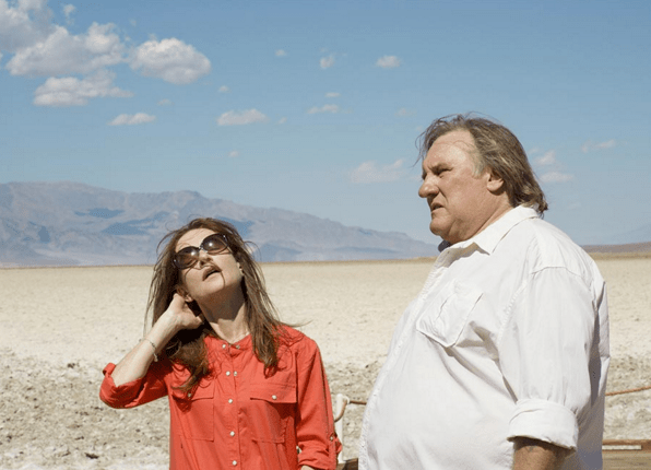 Follow Huppert and Depardieu to the Valley of Love