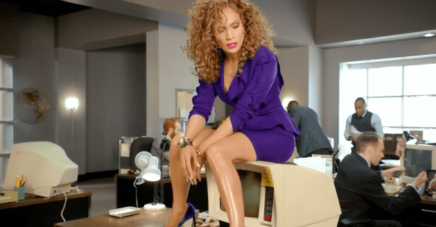 """J. Lo Takes Us on A Decade Safari of Used & Abused Women in """"Ain't Your Mama"""" Video"""