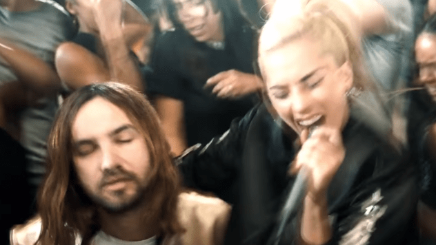 """Lady Gaga's """"Perfect Illusion"""" Video: Not Just Unpleasant For Epileptics"""