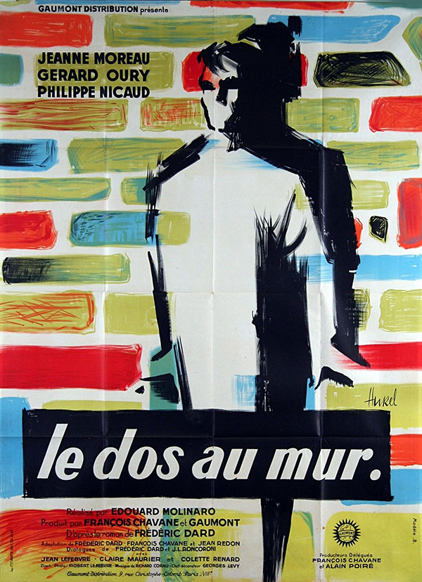 Vengeance Is A Dish Best Served When Emotions Are Running High: Le Dos Au Mur