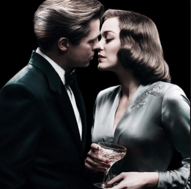 Allied: Like if Mr. & Mrs. Smith and Inglourious Basterds Had a Baby