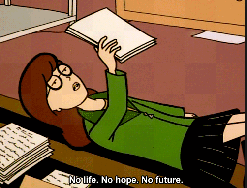 Daria, Still A Misanthropic Goddess 20 Years Later, Was Probably Also the Modern Originator of White Girl Problems