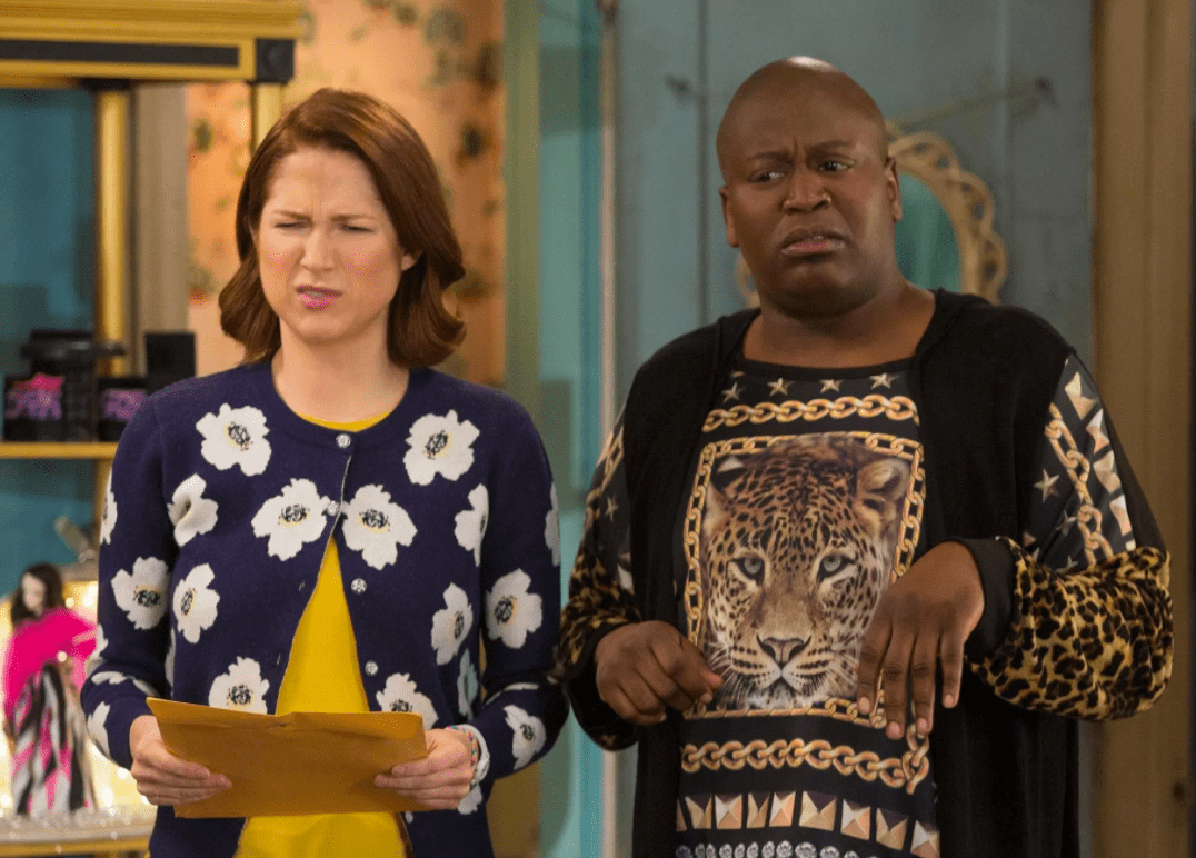 Amy Sedaris Kimmy Schmidt the best part of unbreakable kimmy schmidt season 3? its