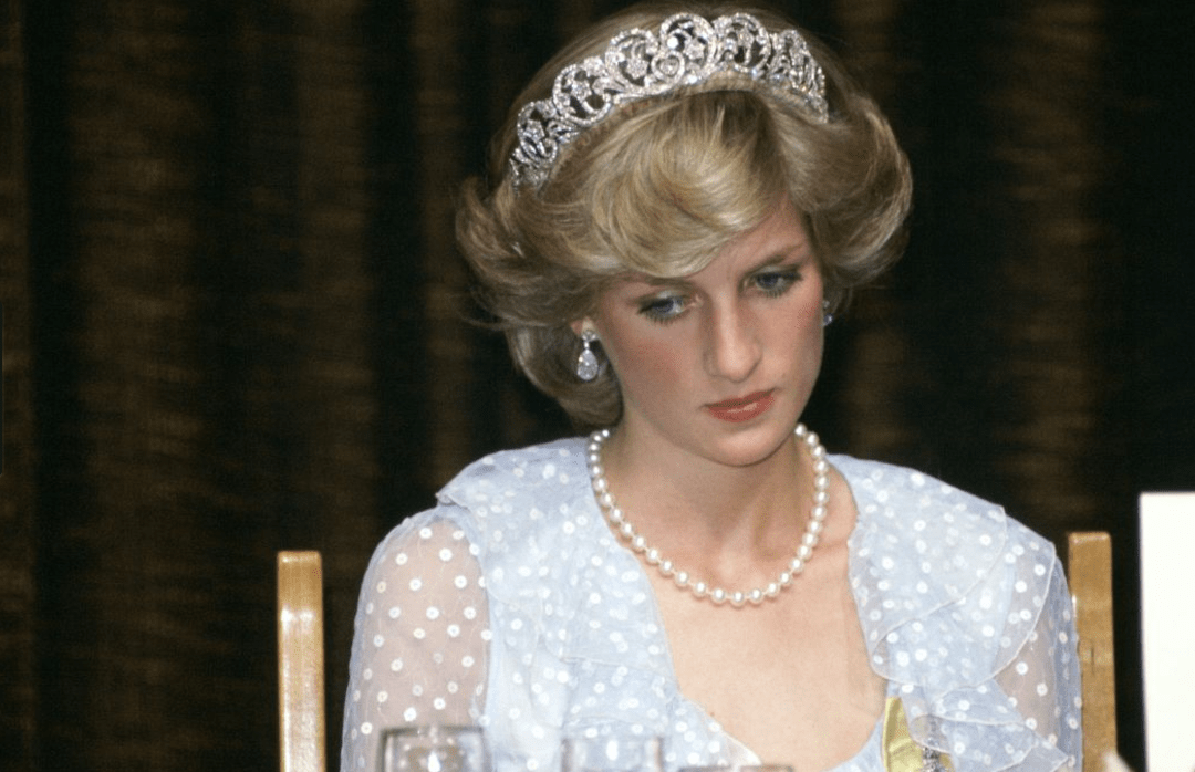 Diana, Princess of Wales/Queen of Grief