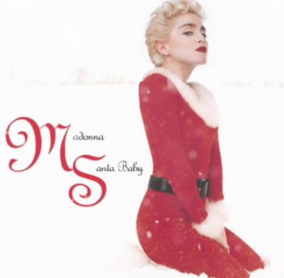 """The Unwarranted Malignment of Madonna's Version of """"Santa Baby"""""""