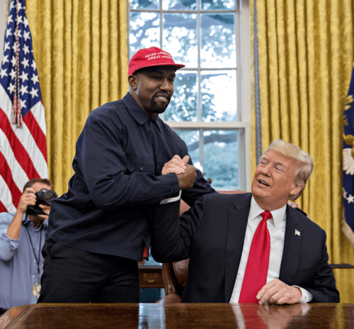 "Wanting to Believe Kanye West Has A Master Plan, Is Sleeping With the Enemy for ""Intent""–But Knowing Like Everything Else, It's All A Raw Dog Operation"