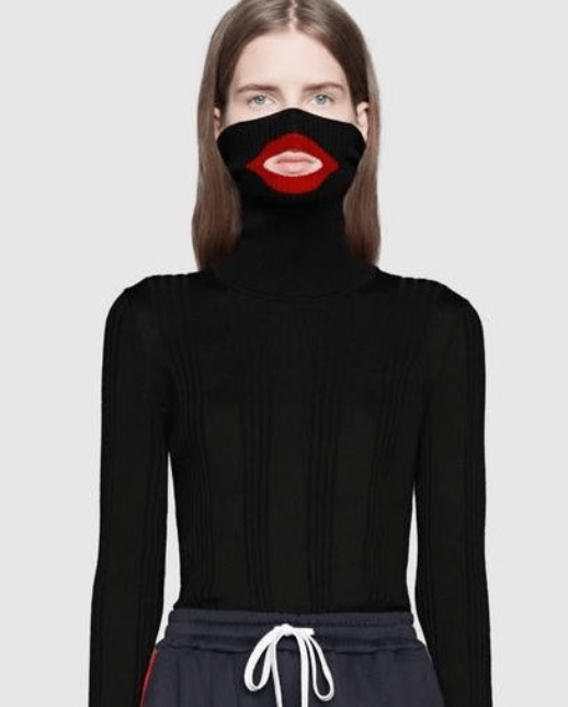 Not To Be Outdone by Dolce & Gabbana or Fendi, Gucci Releases Black Face Balaclava in Time for Black History Month