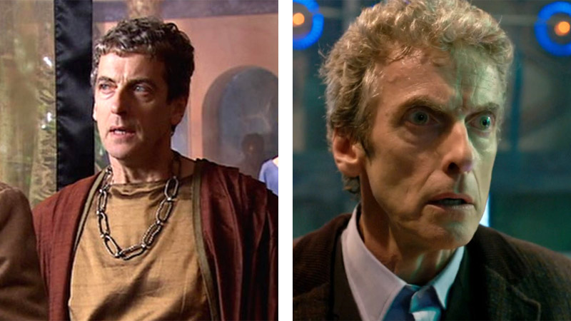Image result for caecilius twelfth doctor