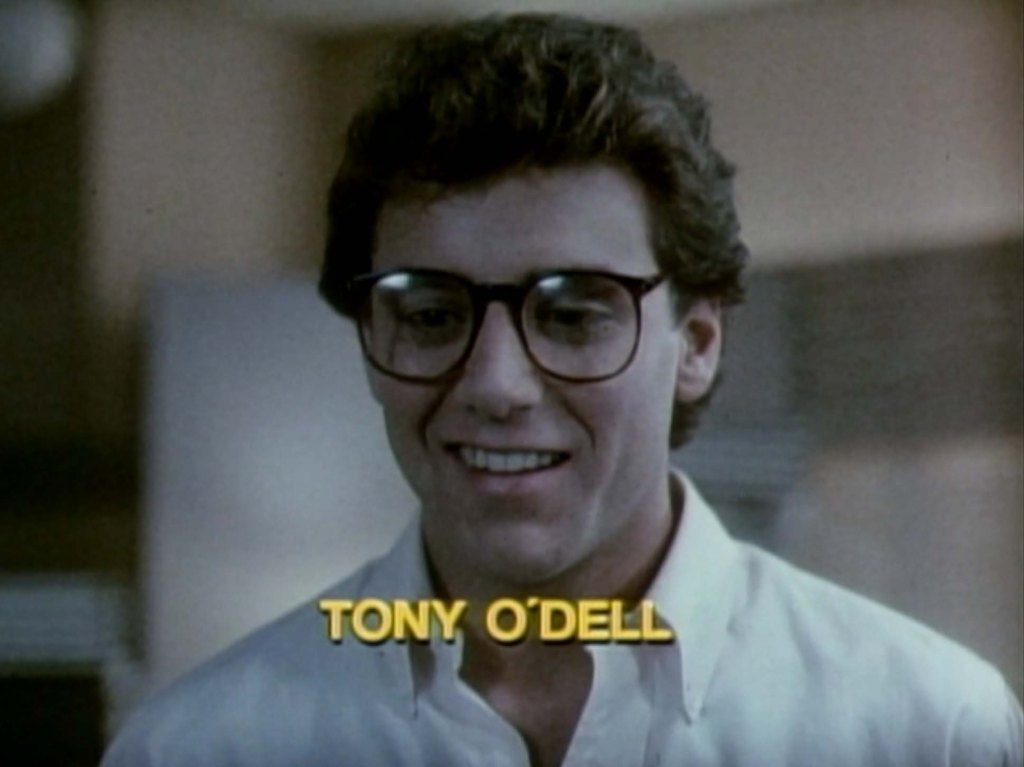 Tony O'Dell in Chopping Mall (1986)