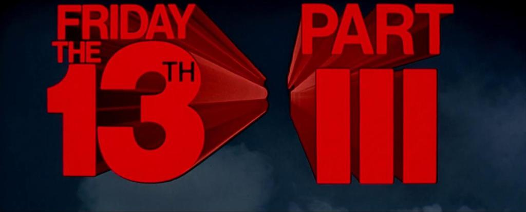 Friday the 13th titles