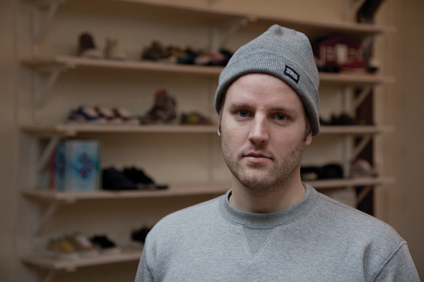 Erik Fagerlind | Sneakernstuff