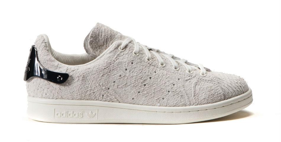 "adidas Originals Stan Smith ""Metal Toe"" Off White"