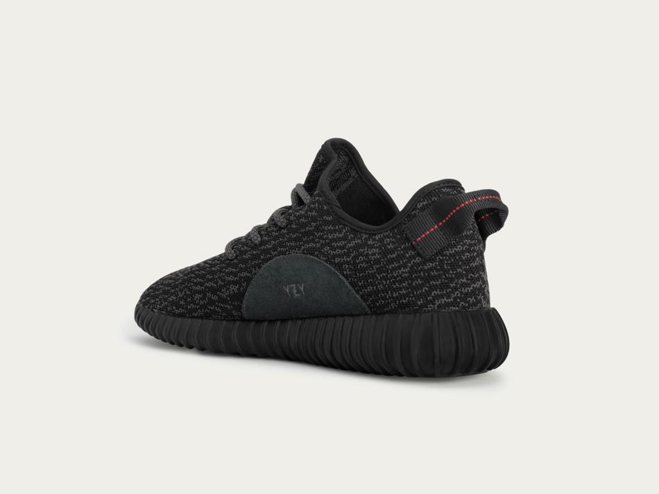 adidas Originals Yeezy Boost 350 Black